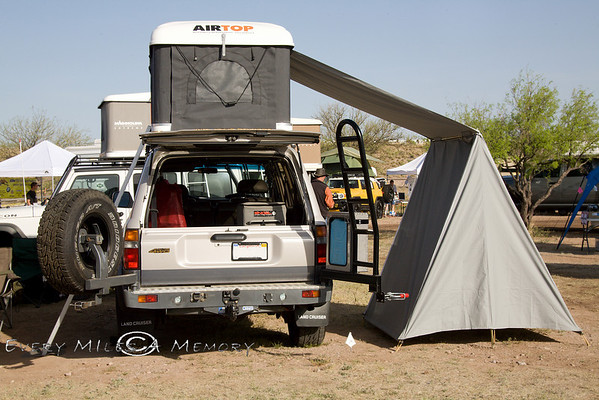 The Vehicles of Overland EXPO