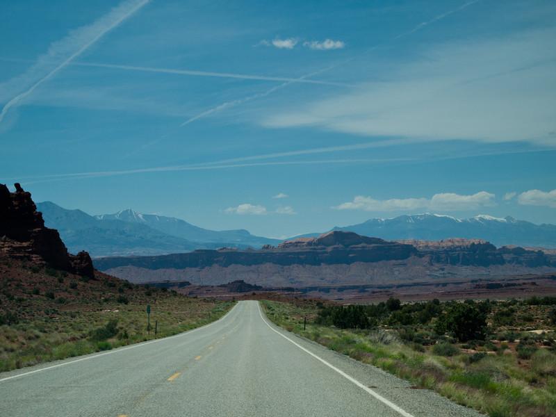 5/26 -Heading towards White Canyon