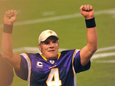 Vikings vs Cowboys NFC playoffs 2010