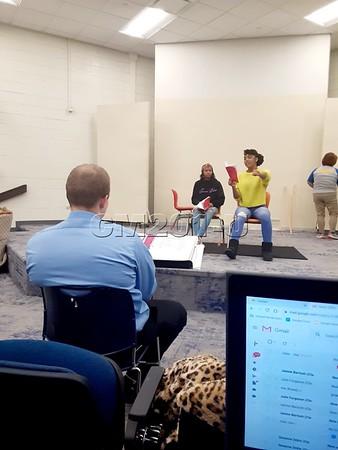 Spring Drama Club Prepares for Upcoming Performance
