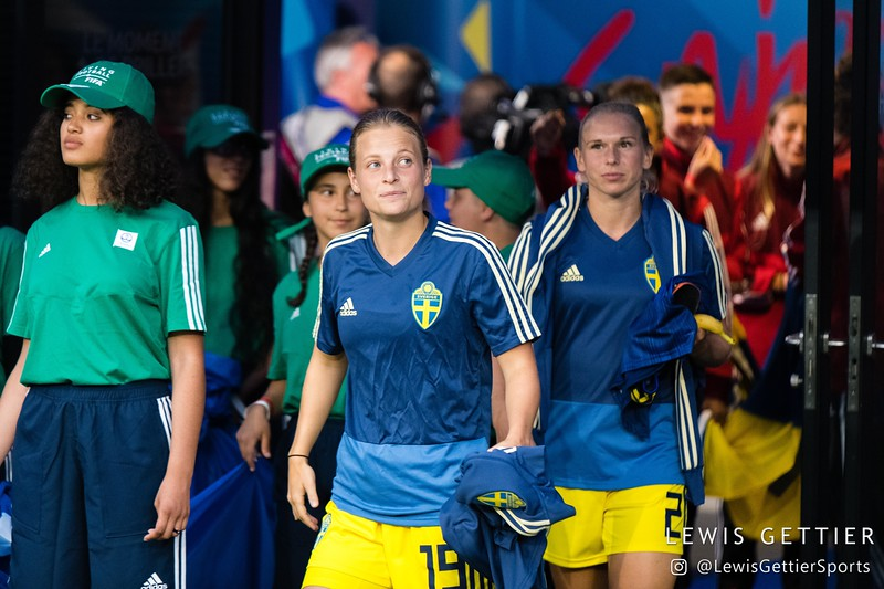 2019 FIFA Women's World Cup - Netherlands vs Sweden