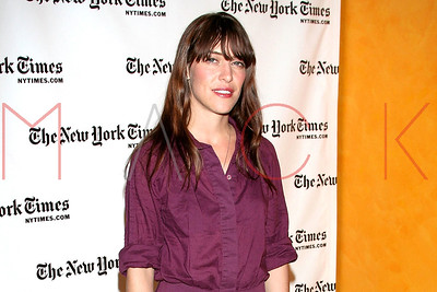 New York, NY - January 12:  NY Times Arts & Leisure Week, with Canadian-born, indie-rock musician Leslie Feist, New York, USA.