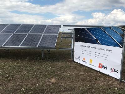 Central Fotovoltaica em Évora (2018)
