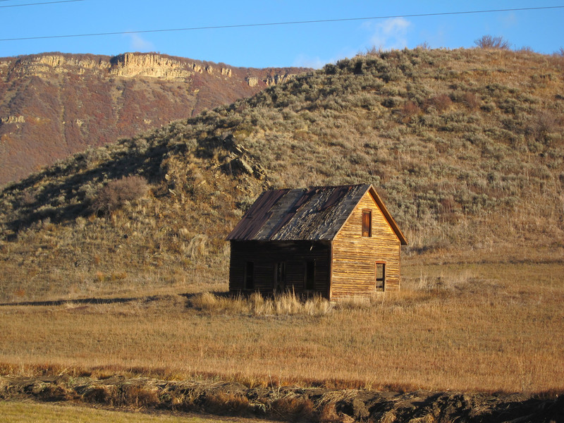 West of Steamboat Springs.