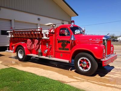 Kilgore Texas Fire Department