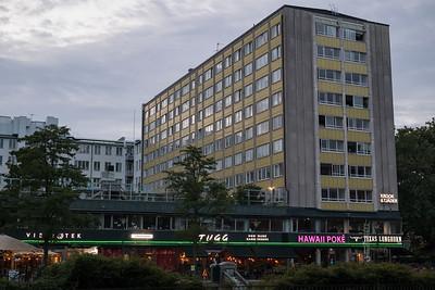 Malmö, Strängnäs, Norrtälje