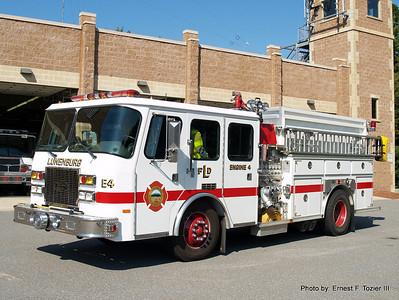 Lunenburg, MA Fire Apparatus