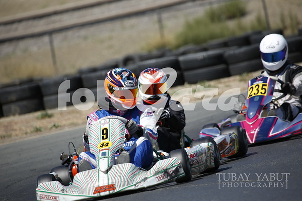 IKF 4-Cycle Sprint Grand Nationals @ SPKC Day2