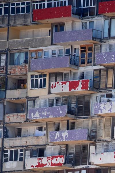 Apartment block central havana - Lou Tucciarone