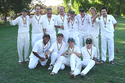 2005/2006 Third XI Grand-Final B2 Synthetic