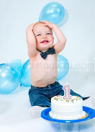 Ronan Cake Smash