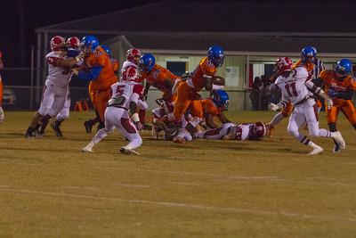 Turner vs Atkinson County - Homecoming 2015