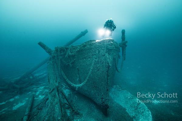 Lake Michigan Shipwrecks