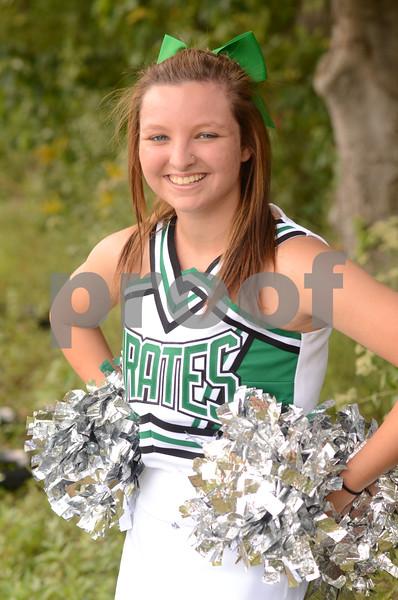 Gore Varsity Cheer 2014-2015