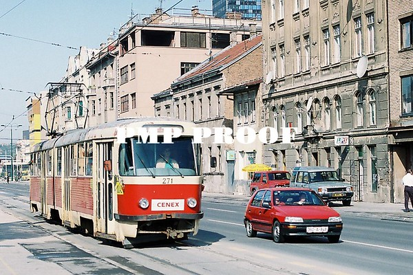 The Balkans Buses, trams and trolleybuses