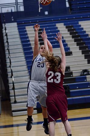 OE fresh. girls Basketball Vs Plainfield No.2014