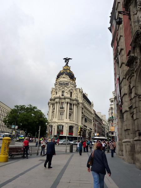 2011 JUN Return to Madrid