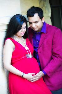 Bhavini & Amitabh