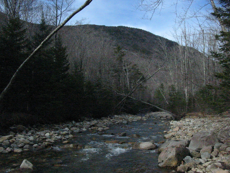 Franconia Brook crossing, look ok but no good place to keep your feet dry.JPG