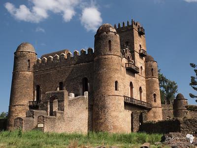 The Imperial Fort of Gondar