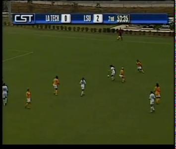LA-Tech Soccer Video