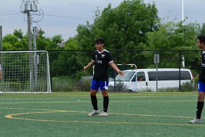 MLS Toros U15 vs. Houston Dynamo