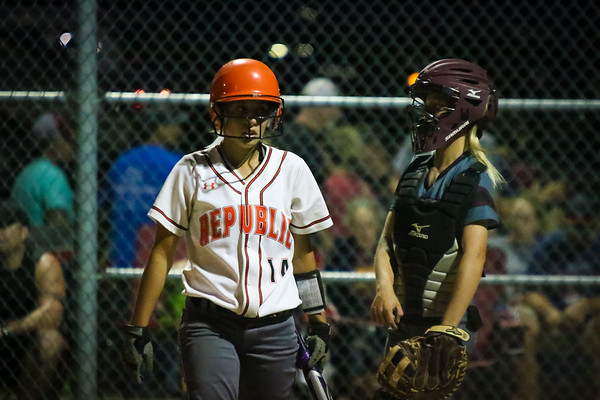 20171002 JV Softball vs Rogersville