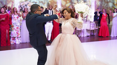 Dacia & Alberto's Wedding at Castle Royal