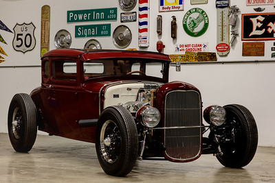 1930 Ford Model A 2-25-2017