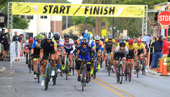 2018 Chain of Lakes Cycling Classic Criterium
