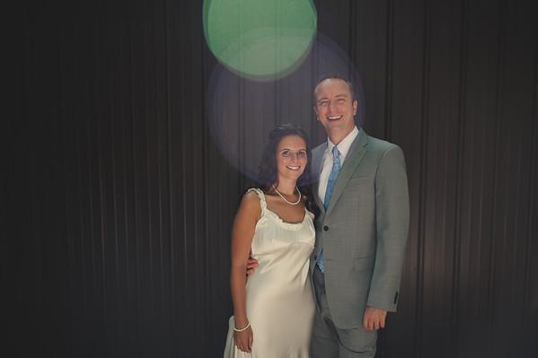 Emily + Brian Wedding