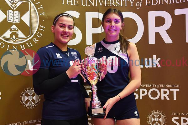 2019-04-12 S5/S6 Girls Schools Cup Finals