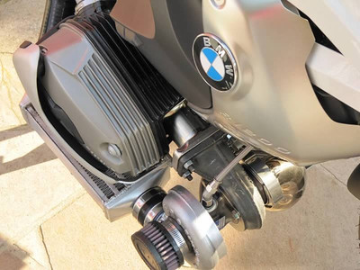 The nicest TURBO set up on a BMW
