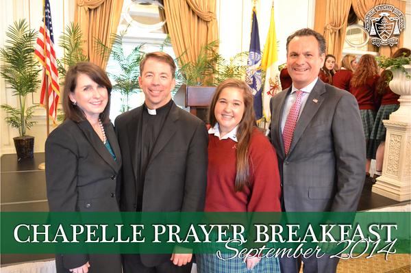 Community Prayer Breakfast 2015