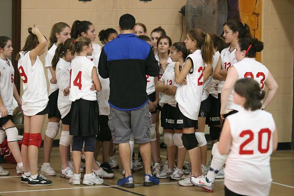 20061204 Samantha's Volleyball