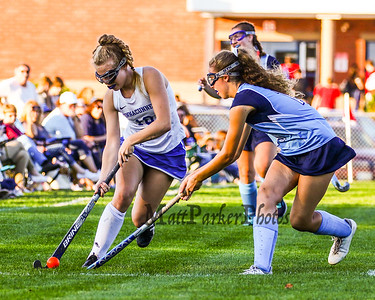 2018-10-10 WHS Girls Field Hockey vs Nashua North