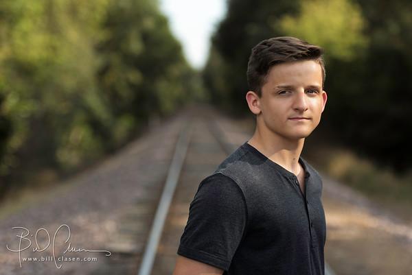 2018 Senior - Nate