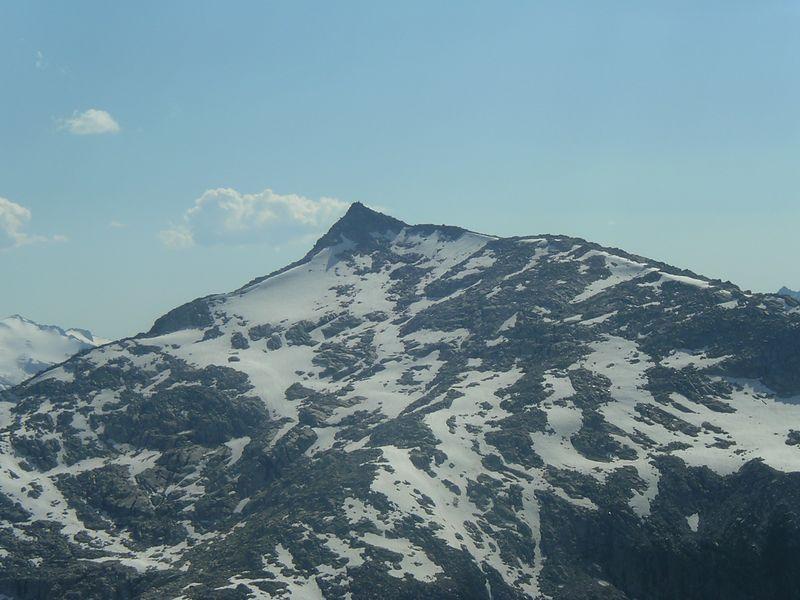 Hidden Peak.