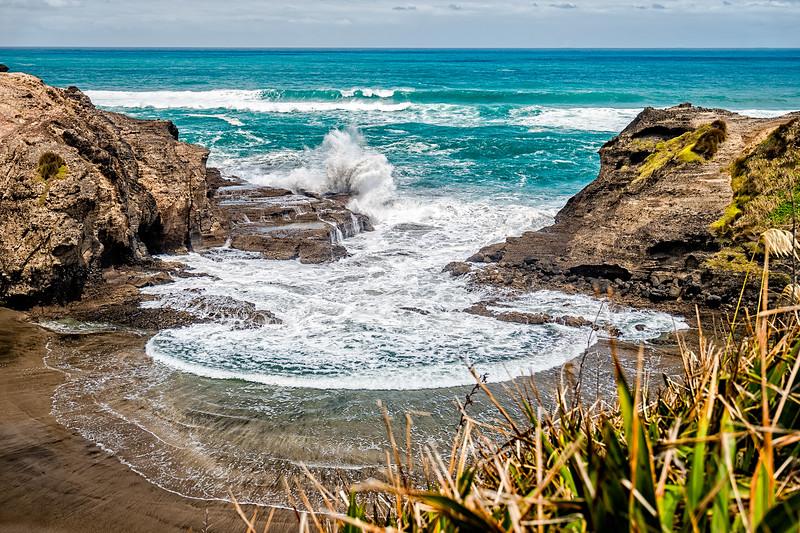 The Gap, Piha, NZ