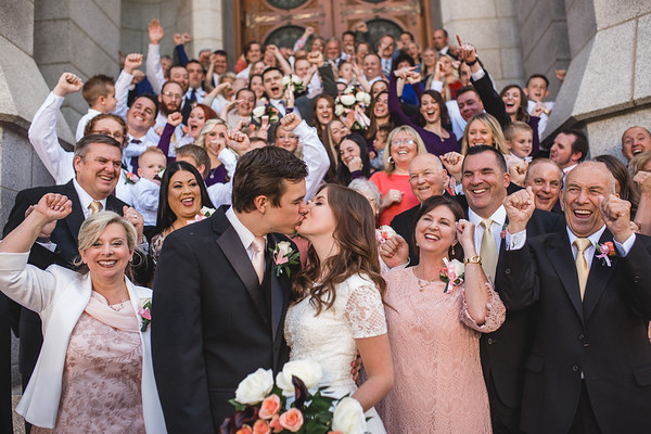 Nathan & Charlotte {Wedding}