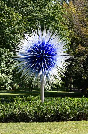 NY Botanical Garden w/Chihuly