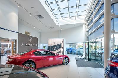 Maserati Edinburgh