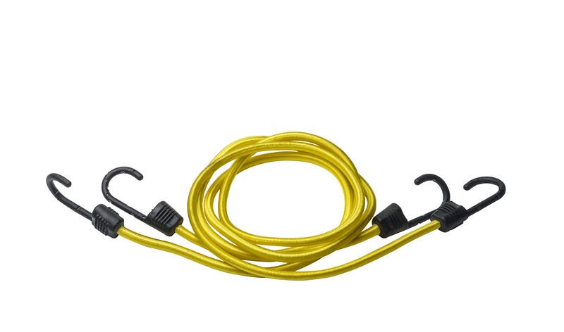 Smart Straps 120cm Standard Bungee 2 pck Yellow