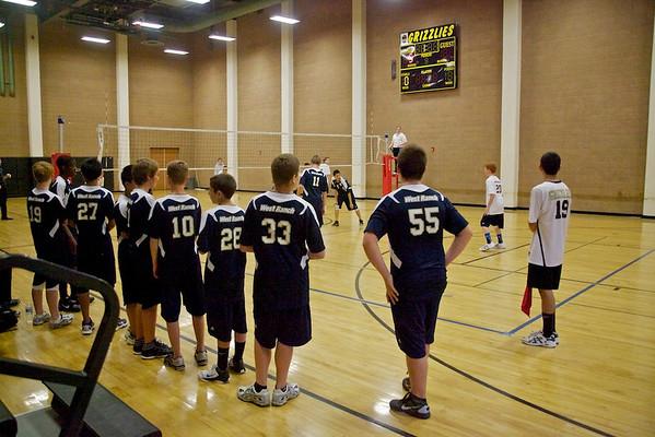 Freshmen Boys vs Golden Valley