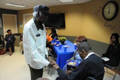 90th Birthday Mr Rolfe March 7, 2012