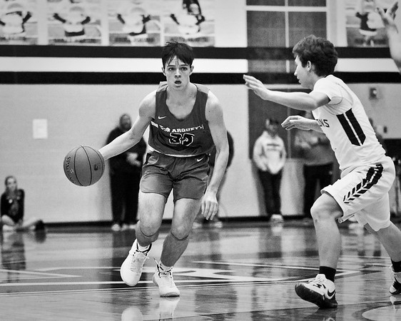 Varsity Boys vs Summit 12/20/19 Loss 56-58
