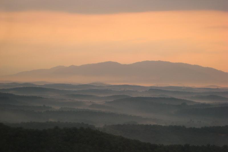 Misty Malaysia