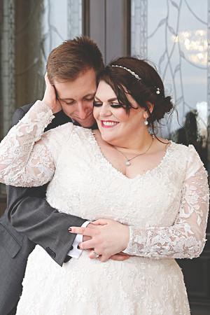 Corrie and Michael's wedding