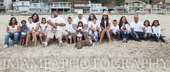 Family Shoot in the Beach