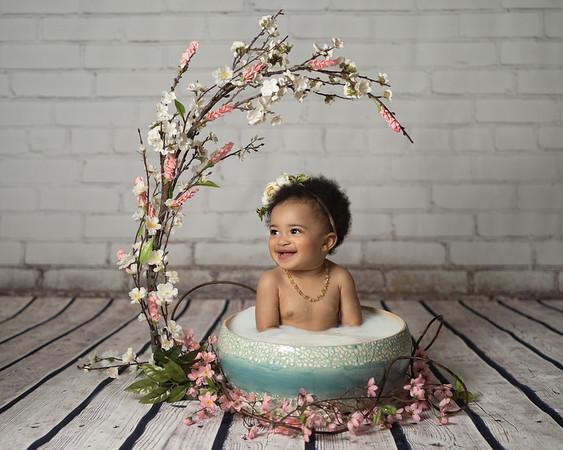 Delilah 9 Months